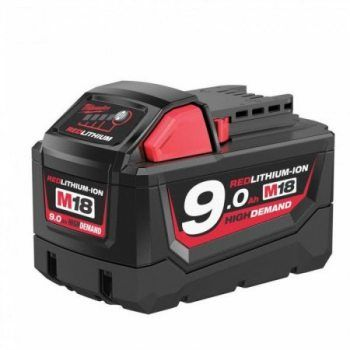 Foto - Batteria 9.0 AH Milwaukee M18 B9
