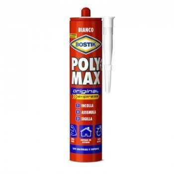 Foto - Bostik Colla POLY MAX ORIGINAL EXPRESS BIANCO - 425gr