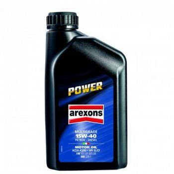 Foto - Olio Arexons POWER 15W-40