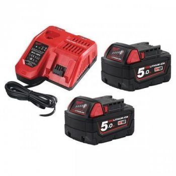 Foto - Energy Pack Milwaukee M18 NRG-502