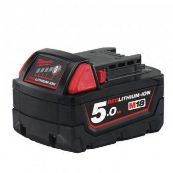 Foto - Batteria 5.0 AH Milwaukee M18 B5