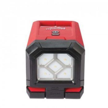 Foto - Faro LED Ruotabile Milwaukee M18 PAL-0
