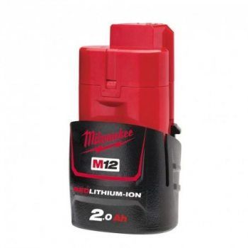 Foto - Batteria 2.0 AH Milwaukee M12 B2