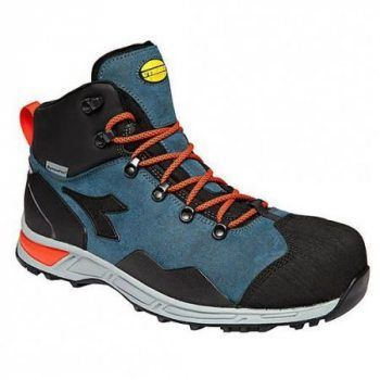 Foto - Scarpe Diadora D-TRAIL LEATHER HIGH